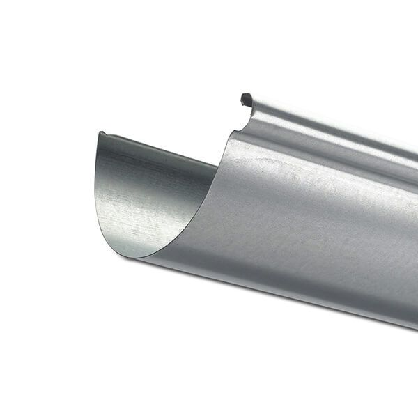 Steel Gutter - 135mm x 3mtr Galvanised