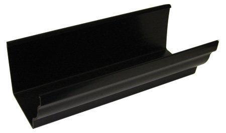 Ogee Gutter - 110mm x 80mm x 4mtr Black