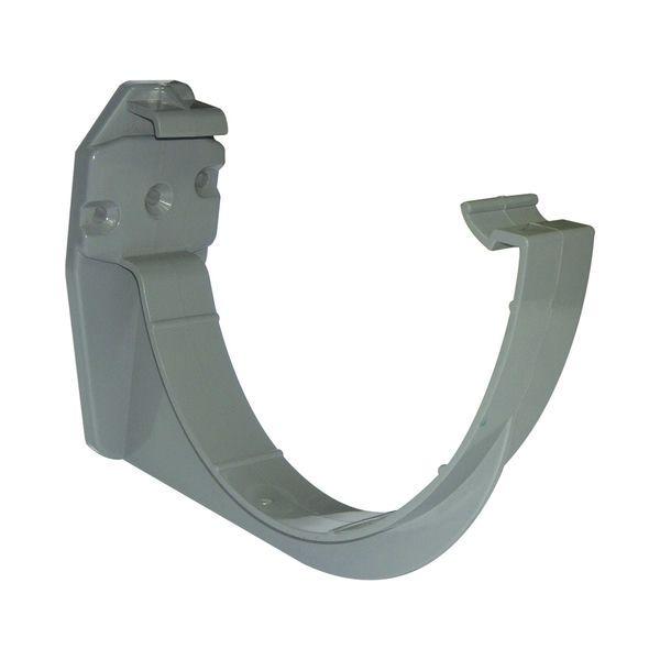 Industrial/ Xtraflo Gutter Fascia Bracket - 170mm Grey