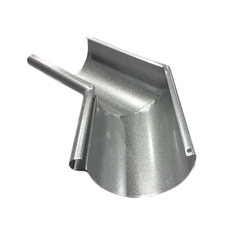 Steel Gutter lnternal Angle - 135 Degree x 100mm Galvanised