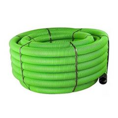 Flexi Duct - 63mm (O.D.) x 50mtr Green Coil