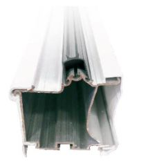 Eaves Beam Self Supported - 6mtr white