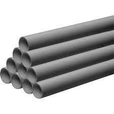 Push Fit Waste Pipe - 32mm x 3mtr Grey - Pack of 10