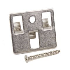 Stainless Steel Intermediate Clip - Pack of 100