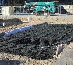 Terravault Root Protection System - 12 SQM Shallow Flat Packed