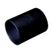 Solvent Weld Waste Coupling - 40mm Black