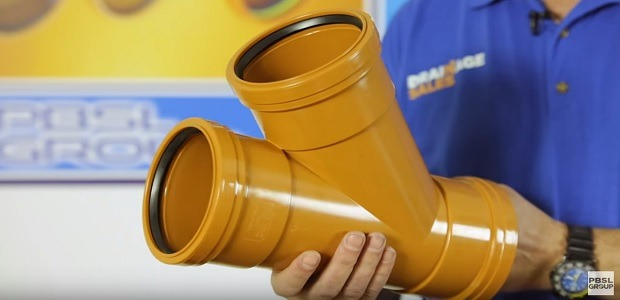 Drainage Pipe Junctions - Product Review (Video)