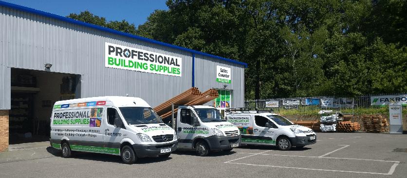 Front of Tunbridge Wells branch